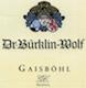 Dr. Bürklin Wolf Gaisböhl G.C. Grosses Gewächs - label