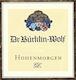 Dr. Bürklin Wolf Hohenmorgen G.C. Grosses Gewächs - label