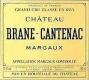 Château Brane-Cantenac  Deuxième Cru - label
