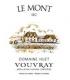 Domaine Huet Le Mont Sec - label