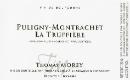 Domaine Thomas Morey Puligny-Montrachet Premier Cru La Truffière - label