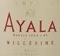 Ayala Millésimé - label
