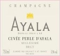 Ayala Perle d'Ayala Nature Grand Cru - label
