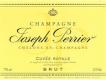 Joseph Perrier Cuvée Royale Brut Vintage - label