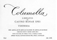 The Sadie Family Columella - label