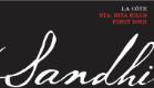 Sandhi La Côte Pinot Noir - label