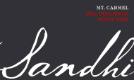 Sandhi Mt. Carmel Pinot Noir - label