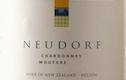 Neudorf Moutere Chardonnay - label