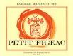 Château Figeac Petit-Figeac - label