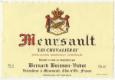 Domaine Boisson-Vadot Meursault Les Chevalières - label