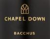 Chapel Down  Bacchus - label