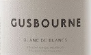 Gusbourne Estate  Blanc de Blancs - label