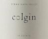 Colgin Cellars IX Estate Red - label