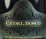 Ca' del Bosco Cuvée Annamaria Clementi - label