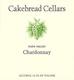 Cakebread Cellars Chardonnay - label