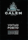 Calem Porto  Vintage Port - label