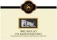 Camigliano Brunello di Montalcino  - label