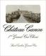 Château Canon  Premier Grand Cru Classé B - label