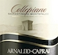 Arnaldo Caprai Montefalco Sagrantino Collepiano - label