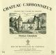 Château Carbonnieux Rouge Cru Classé de Graves - label