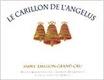 Château Angélus Le Carillon d'Angélus - label