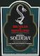 Soldera Case Basse  Sangiovese - label