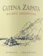 Bodega Catena Zapata Malbec Argentino - label