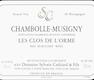 Sylvain Cathiard Chambolle-Musigny Les Clos de l'Orme - label