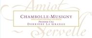 Domaine Amiot-Servelle Chambolle-Musigny Premier Cru Derrière La Grange - label