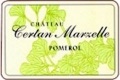 Château Certan-Marzelle  - label