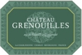 Maison La Chablisienne Chablis Grand Cru Grenouilles - label