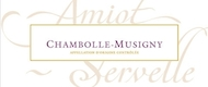 Domaine Amiot-Servelle Chambolle-Musigny  - label