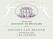 Domaine Chandon de Briailles Savigny-lès-Beaune Premier Cru Les Lavières - label