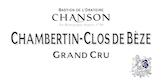 Chanson Père et Fils Chambertin Clos de Bèze Grand Cru  - label