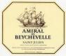 Château Beychevelle Amiral de Beychevelle - label