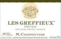 M. Chapoutier Hermitage Ermitage Les Greffieux - label