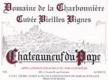 Domaine de la Charbonnière Châteauneuf-du-Pape Vieilles Vignes - label